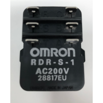 Omron Relay RDR-S-1 AC200V